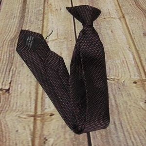 Other - Boy's Satin Long Clip-on Necktie